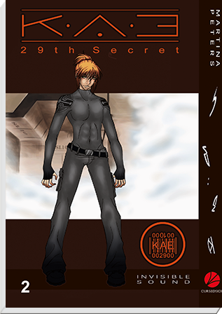 KAE - 29th Secret Book 2: Invisible Sound ENGLISH