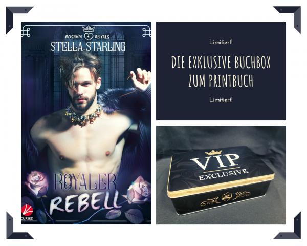 Buchbox - Royaler Rebell