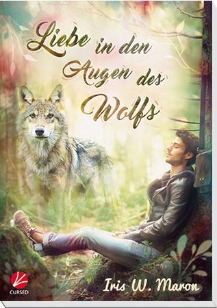 Liebe in den Augen des Wolfs
