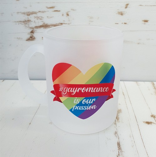 Tasse #gayromance is our passion