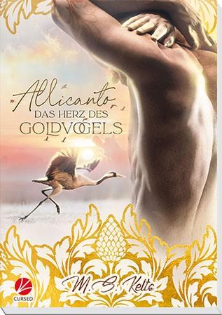 Allicanto - Das Herz des Goldvogels - signiert